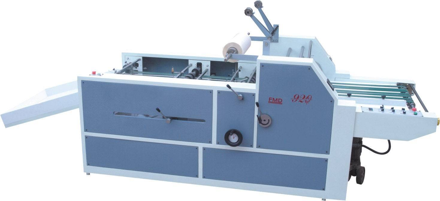 Semi Automatic Film Laminating Machine For Thermal Film (FMD)