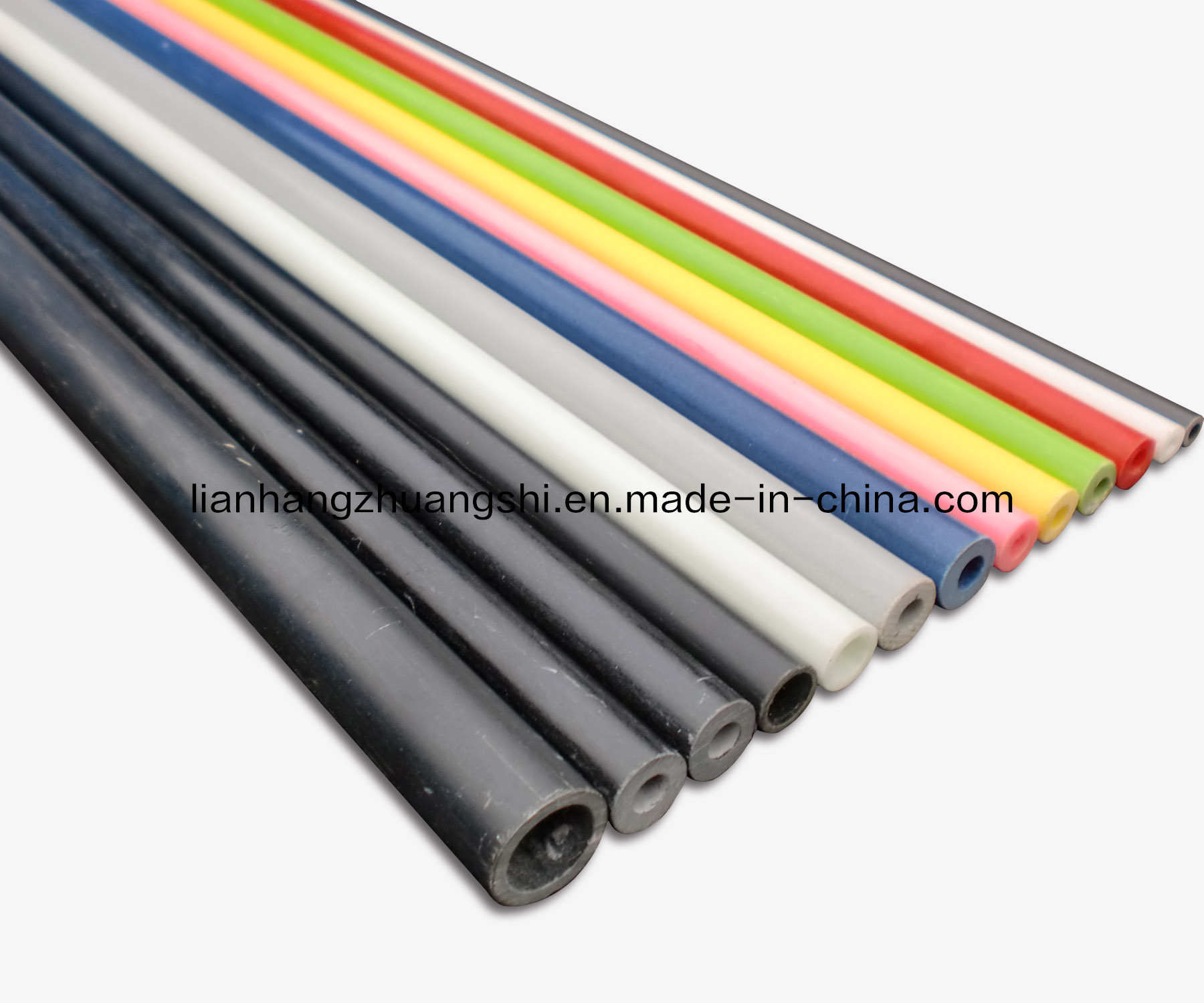 Glass Fiber FRP/GRP Round Tube for Industral