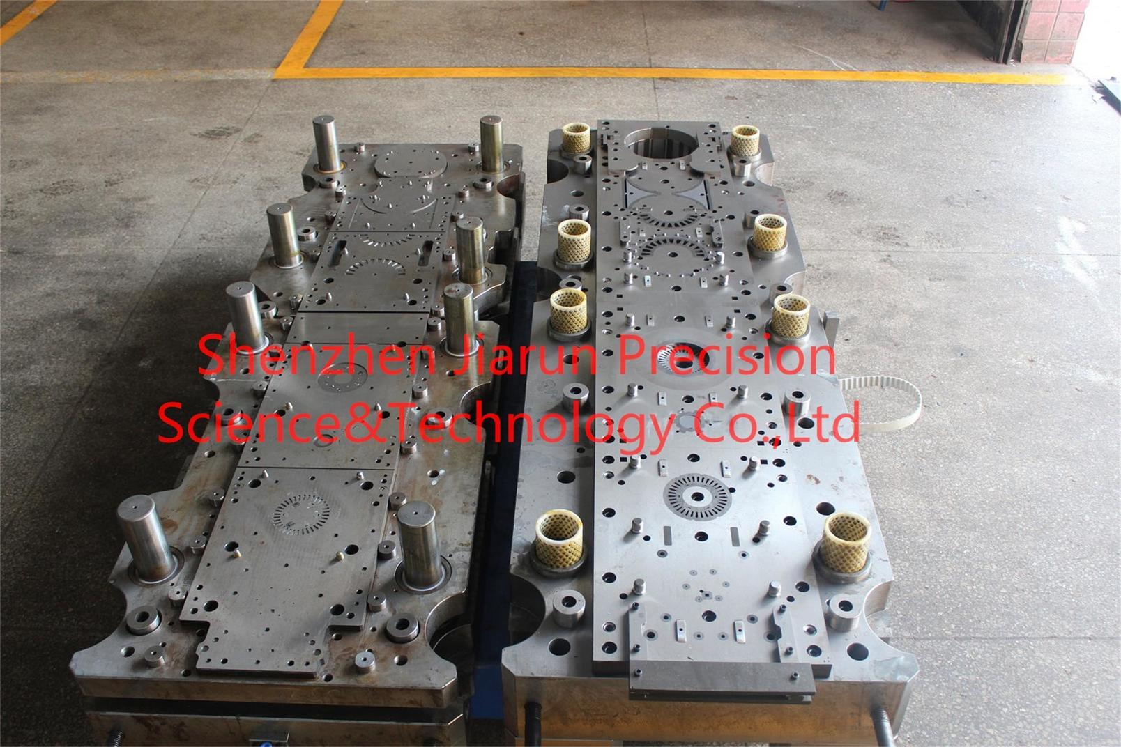 Cutting Tooling Metal Stamping Solar Generator Rotor Die Maker