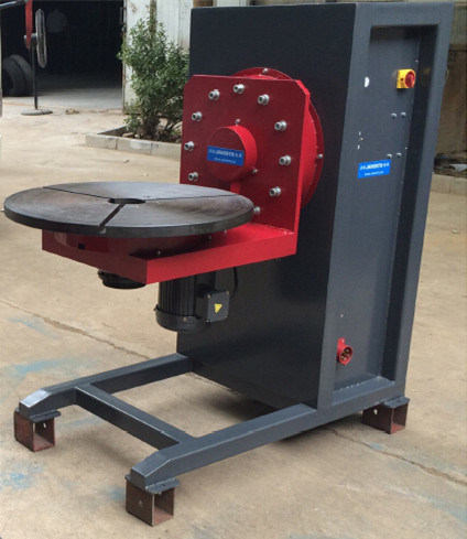 Byt-300L Center Hole Welding Positioner