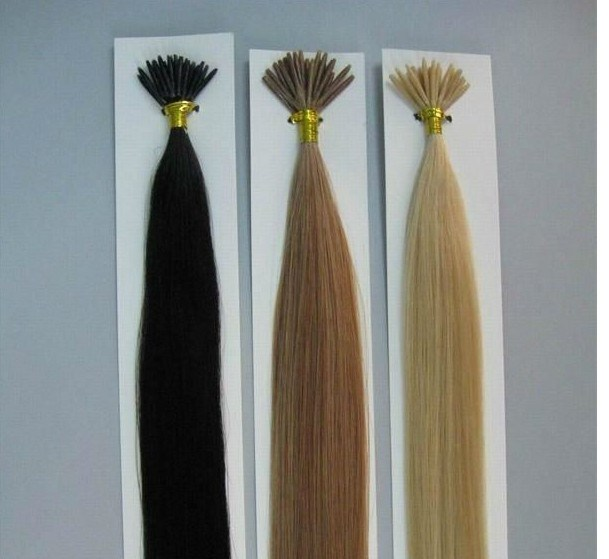Remy Keratin Tipped Hair Extensions 91