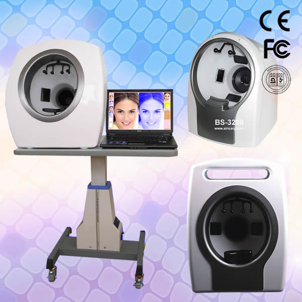 Facial Skin Scanner and Analyzer Beauty Salon Equipment