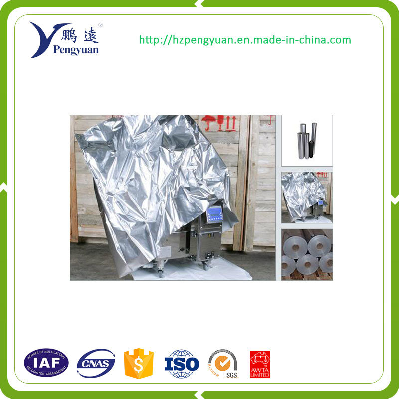Waterproof Thermal Insulation Foil Woven Fabric Machinery Packaging Materials