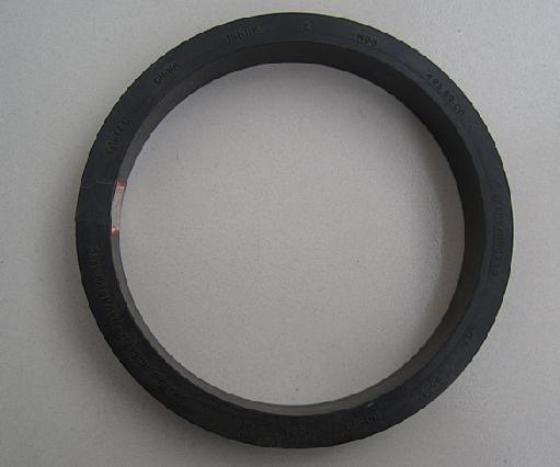 China mechanical joint gasket for pipe industry