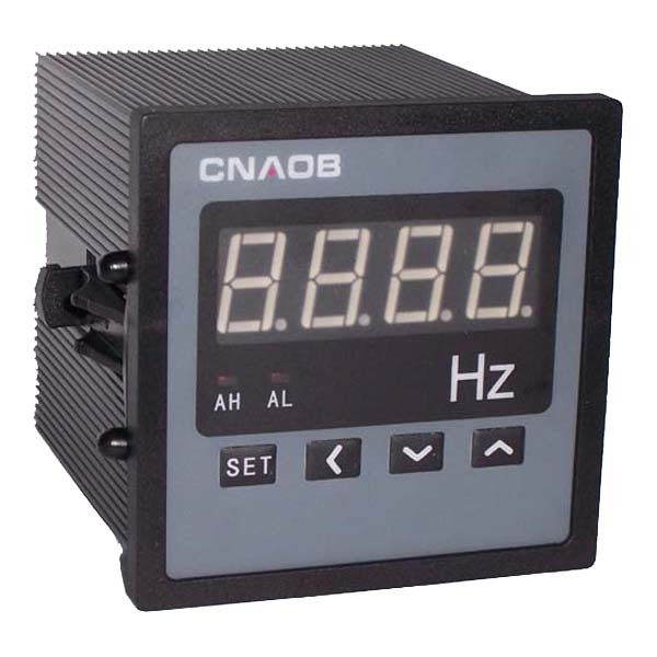 Digital Frequency Meter : China programmable digital display frequency meter aob f