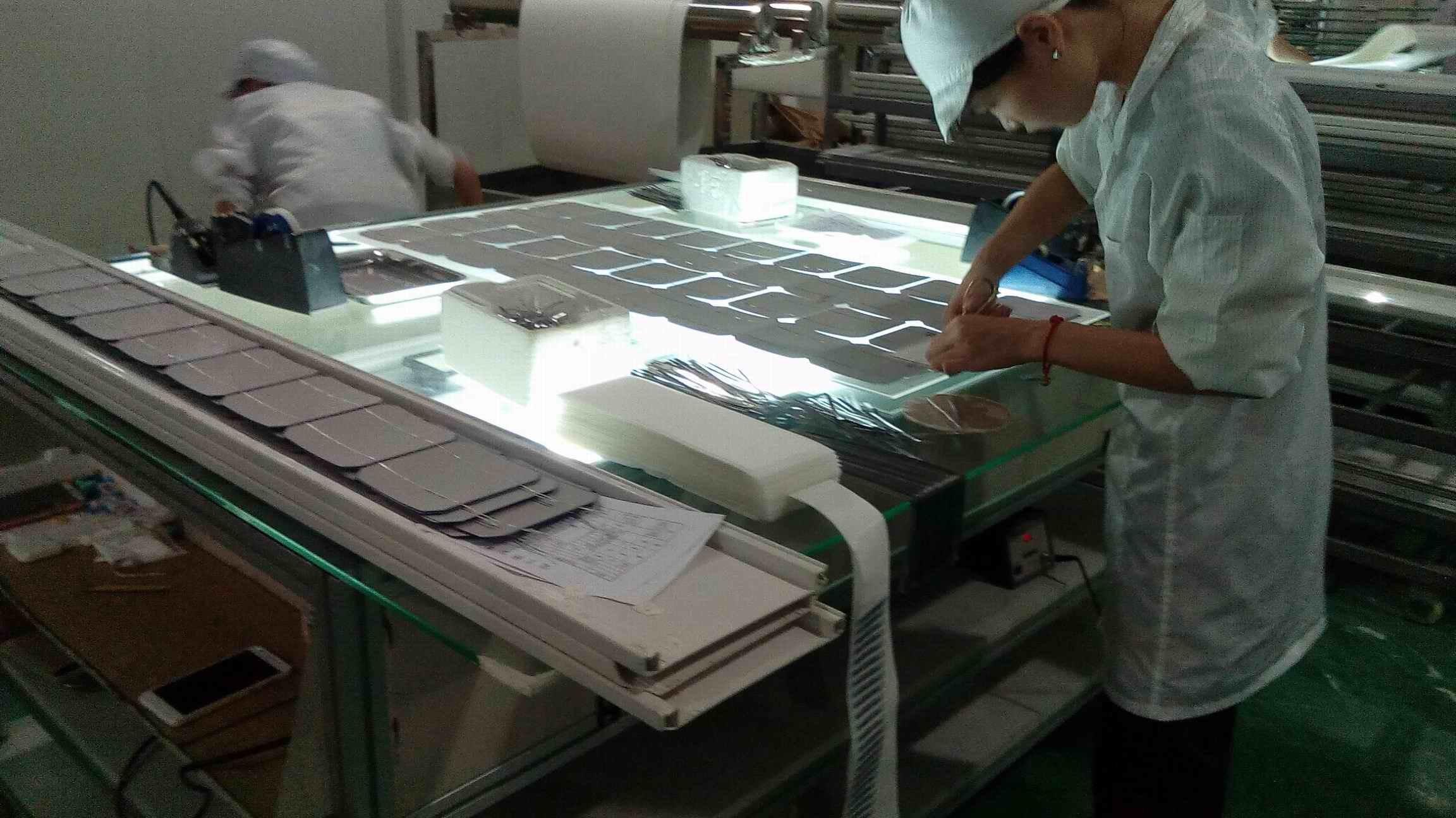 270W Mono Crystalline Solar Panel