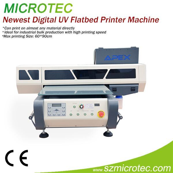2 Color Full Automatic UV Screen Printer