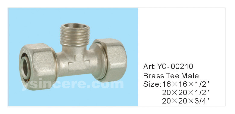 Compression Fittings for Pex-Al-Pex Pipe