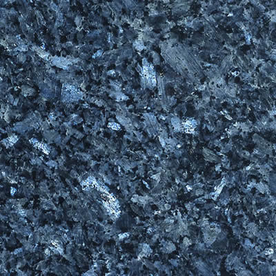 China Granite Floor Tiles Blue Pearl China Polished Flamed