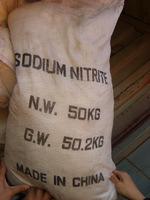 99% Industrial Sodium Nitrite 7632-00-0