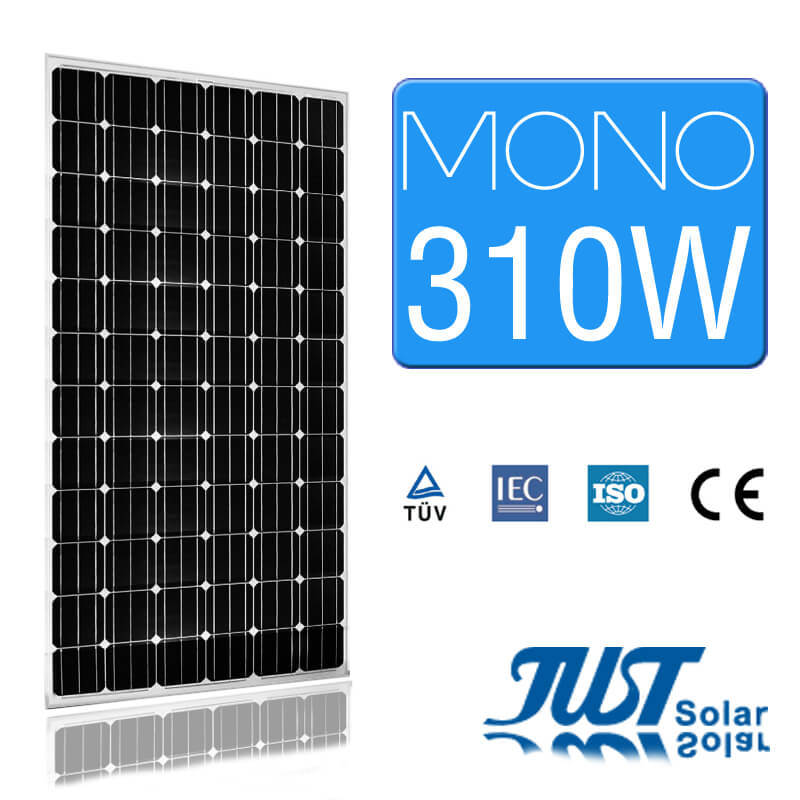 310W Mono PV Module for Sustainable Energy