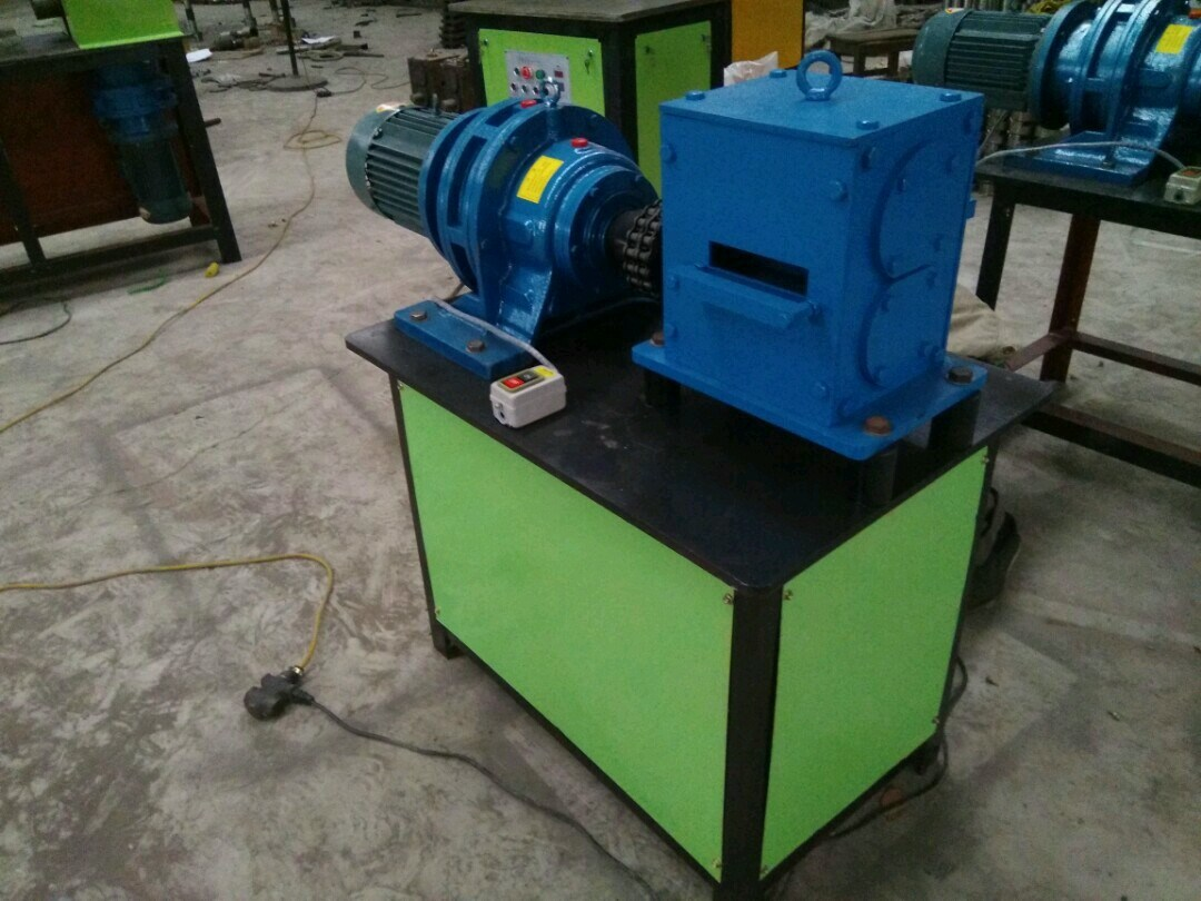 Iron Work Forging Machine/End Hot Fishtail Machine for Decorative