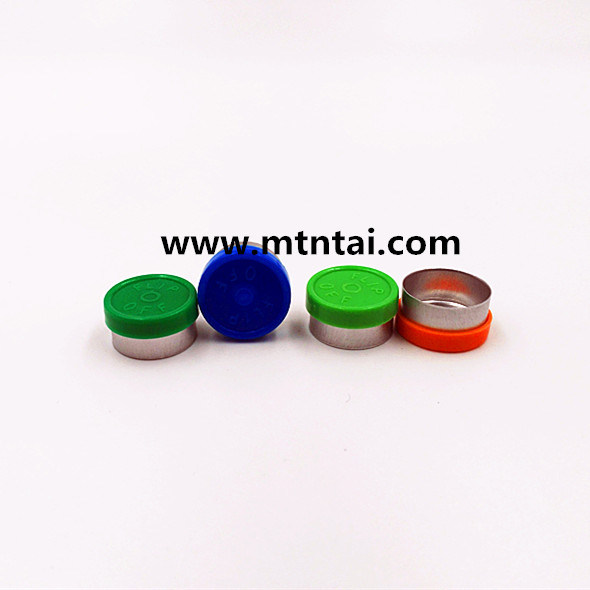 13mm Alu-Plastic Bottle Caps