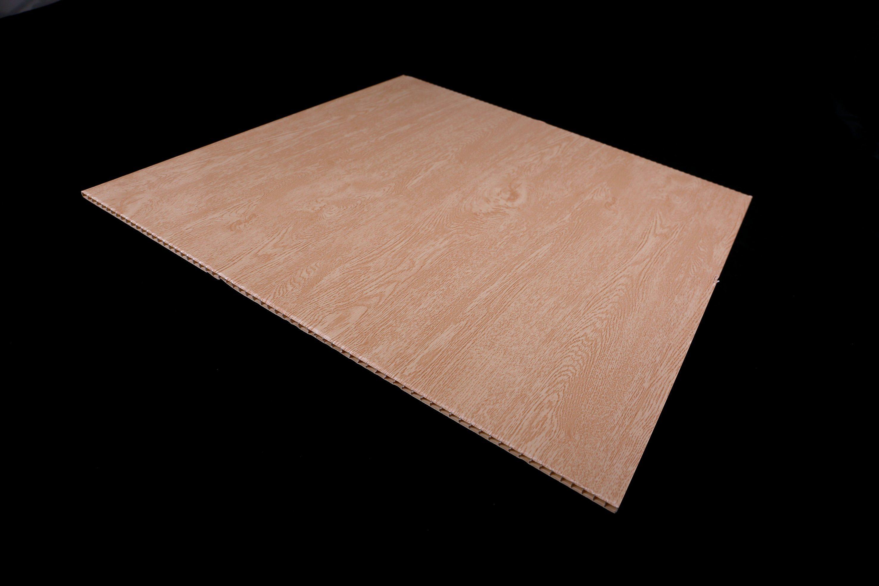 Wooden Color PVC Panel PVC Ceiling Panel Supplier