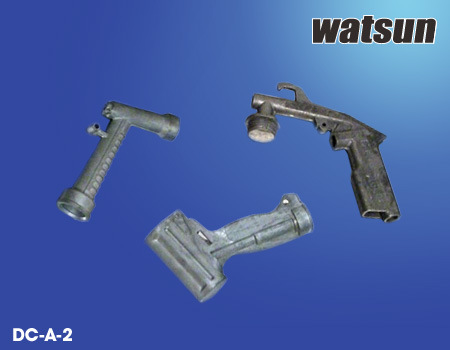 Aluminium Spray Gun Parts, Die Casting Parts,