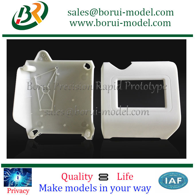 CNC Prototype for Plastic Mold Fast Prototyping
