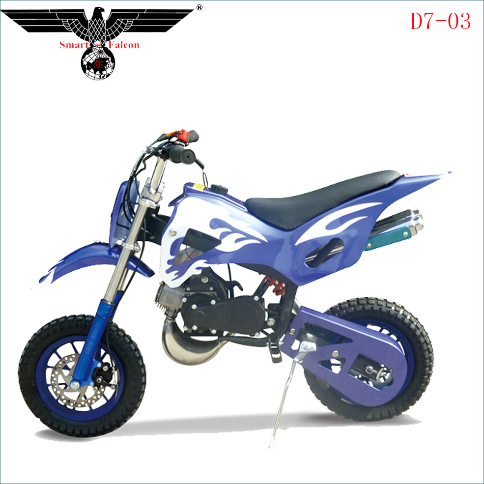 D7-03 49cc Kid′s Dirt Bike Motorcycle