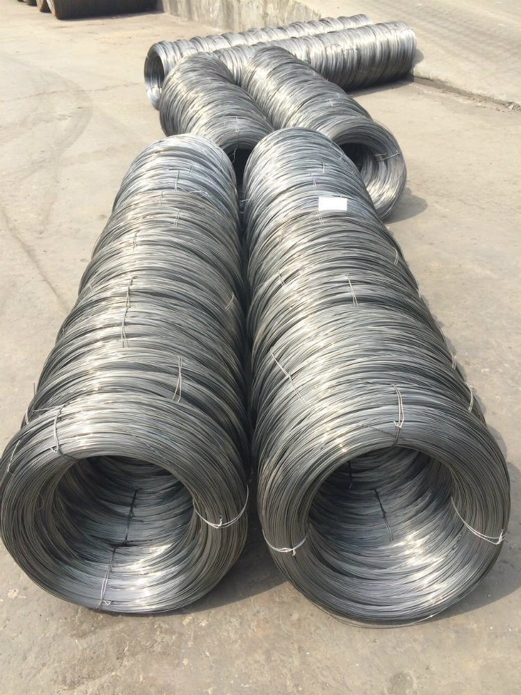 0.55mm High Tensile Strength Black Spring Steel Wire