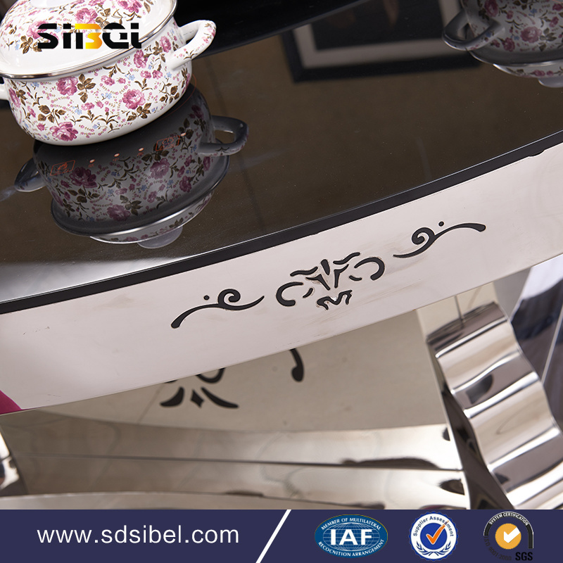 Luxury Dining Table for Restaurant Sbe-CZ0631