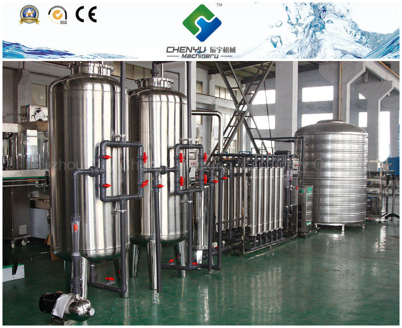 Stainless Steel Mineral Water Treatment Equipment