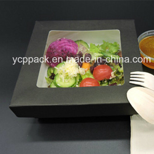 Disposable Waterproof Salad Paper Box