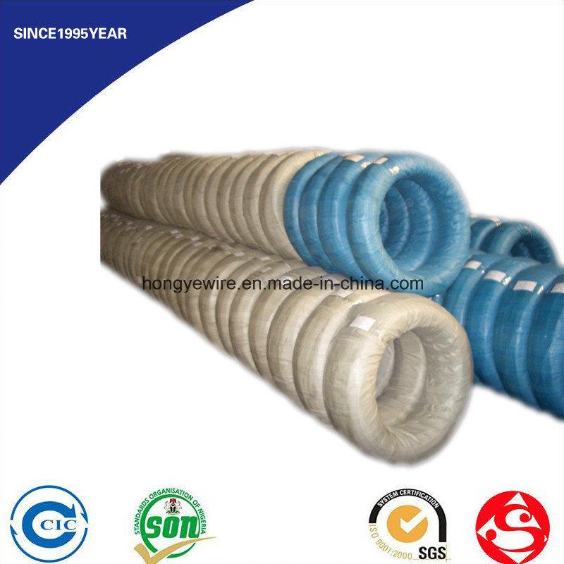 En10270 DIN17223 Jisg3521 Low Medium High Carbon Steel Wire