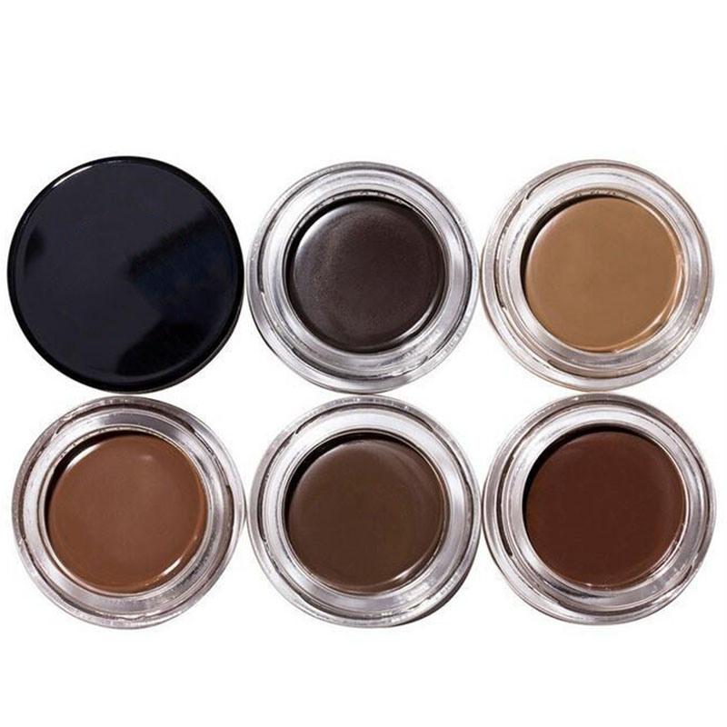 An DIPBROW Pomade Medium Brown Waterproof Makeup Eyebrow