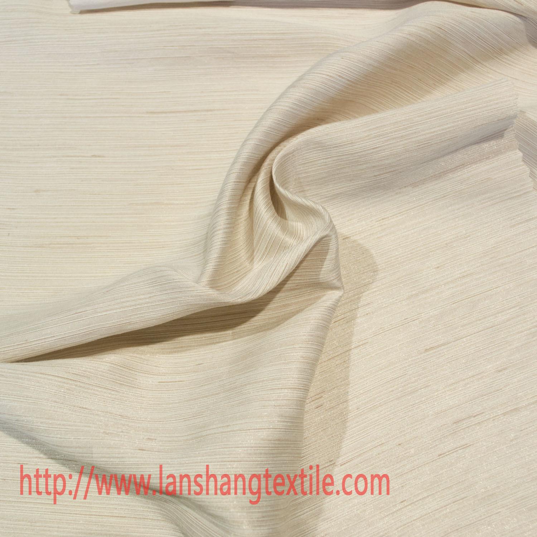 Rayon Nylon Fabric Polyester Fabric Blending Jacquard Fabric Garment Fabric for Dress Garment Children Wear