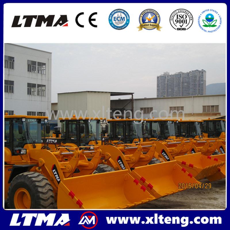 Chinese Wheel Loader 3 Ton 5 Ton 6 Ton 7 Ton Loader for Sale