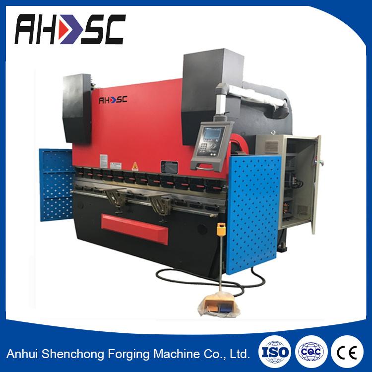 100t 3200mm Hydraulic CNC Press Brake Machine