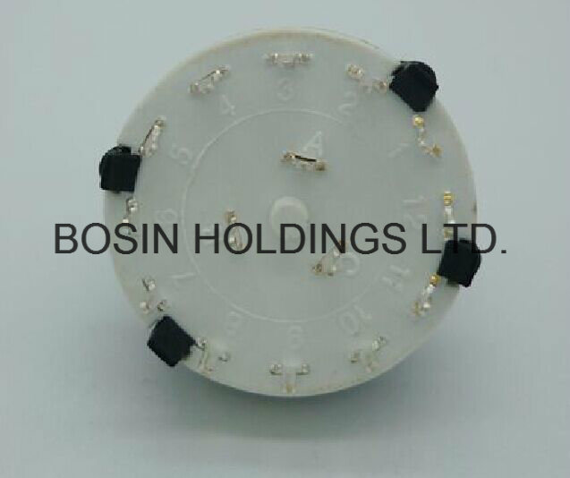 Factory Supplier Best Price for for 26mm Rotary Route Switch, 8 Position