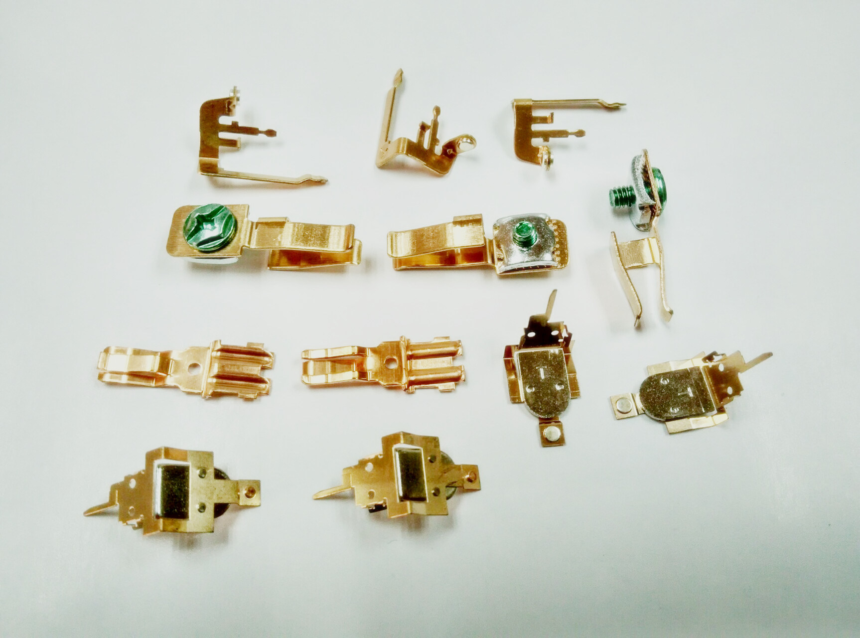 Metal Stamping/ Machining Parts for Other Middle or Low Voltage Appliances