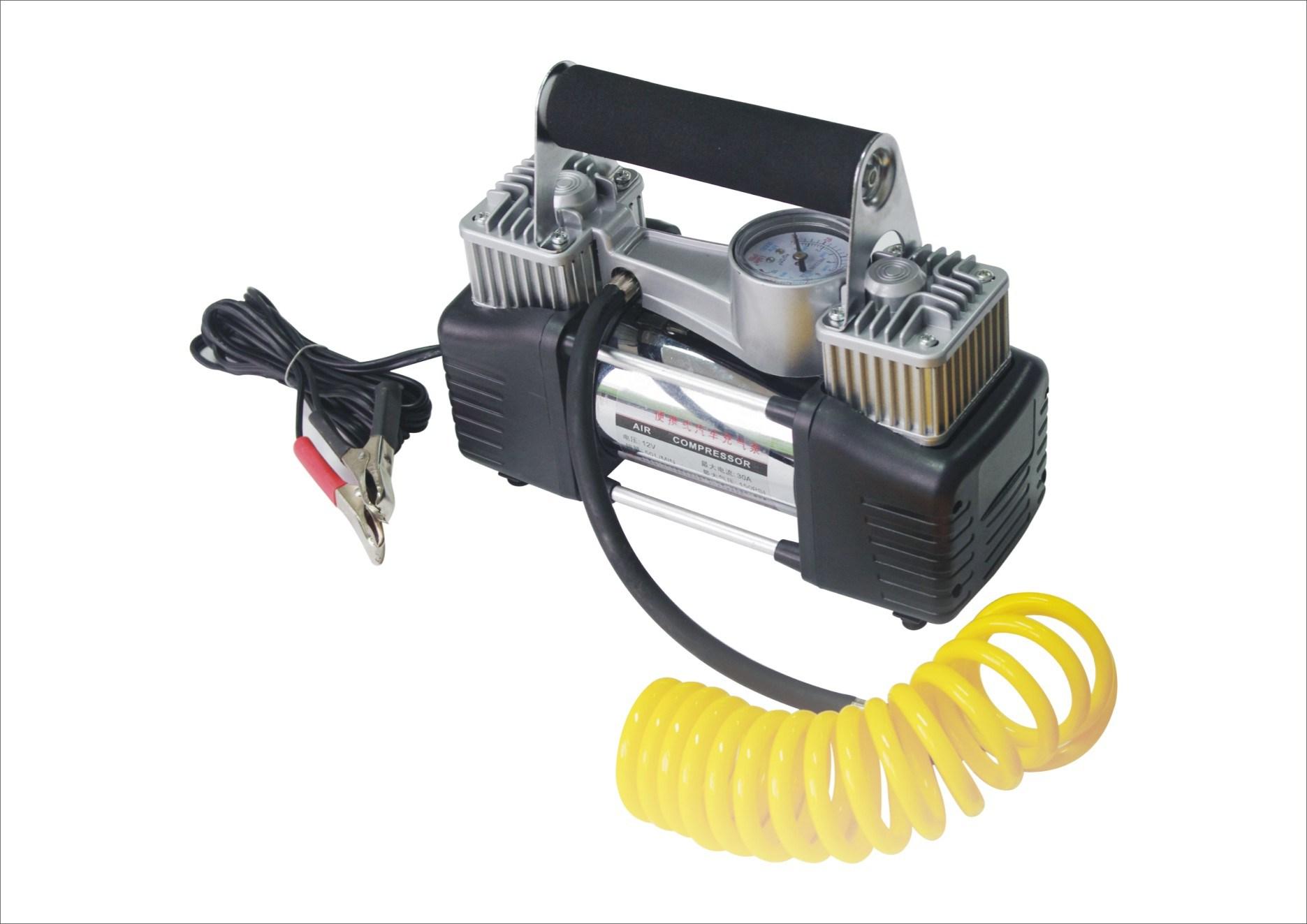 DC12V 150psi Mini Air Compressor for Car