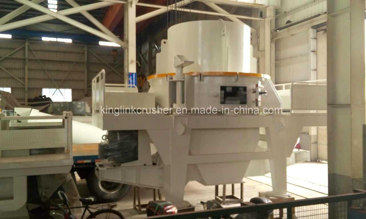 VSI Vertical Shaft Impact Crusher for Sand Making and Stone Crushing