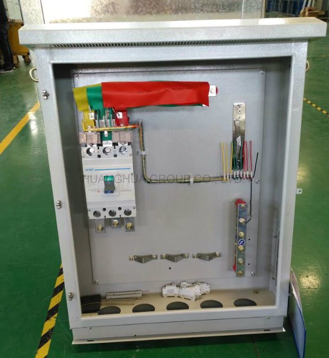 Jxf Series Steel Outdoor Proof-Water LV Distribution Cabinet