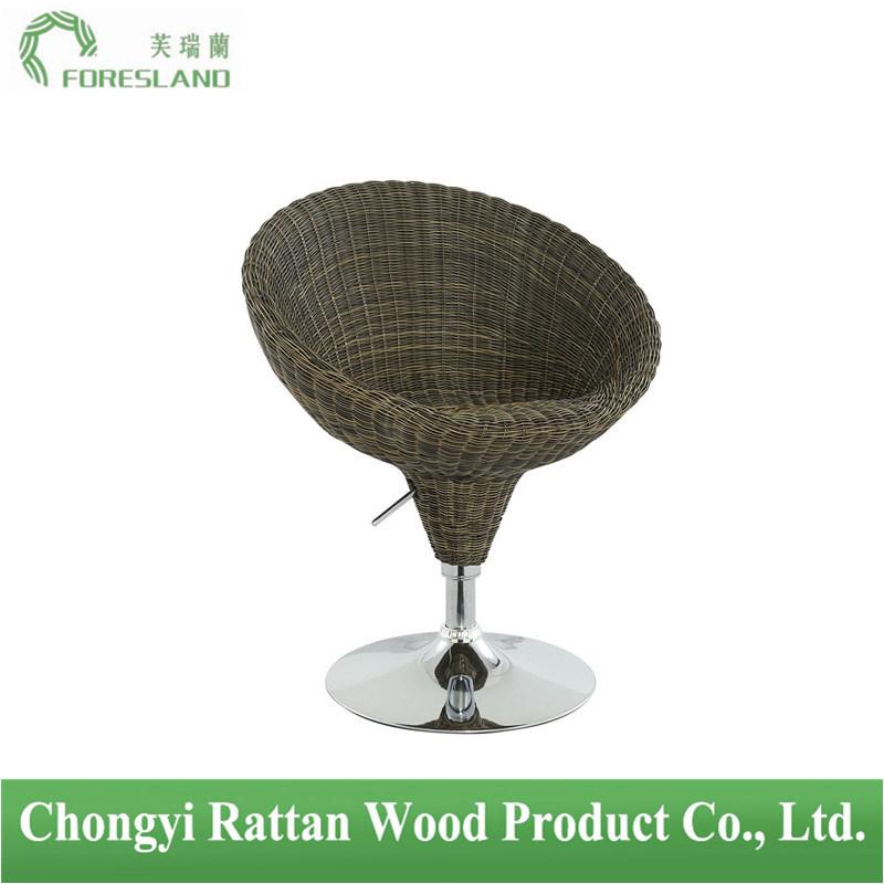 PE Rattan Bar Chair Counter Stool PS-14