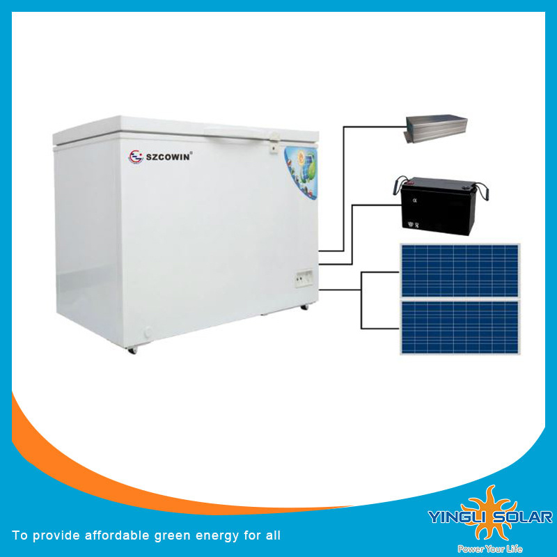 140L Solar Fridge System (CSF-152JA-150)