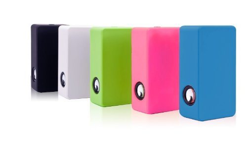 Touch Induction Sensor Stereo Hands Free wireless Blue Tooth Speaker