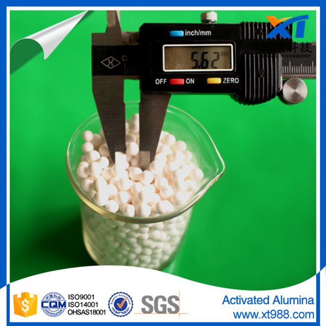 Professional Absorbent Alumina Activated