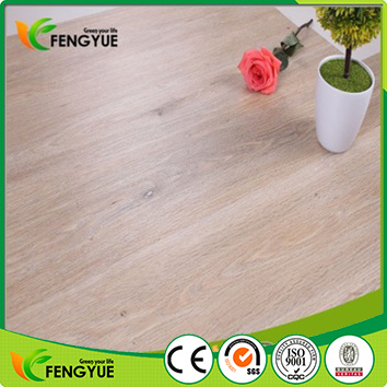 Embossed UV Coating PVC Floor Tile