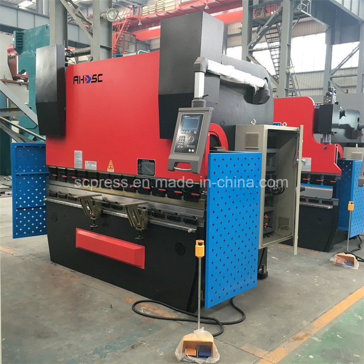 100t 3200mm Hydraulic CNC Press Brake Machine