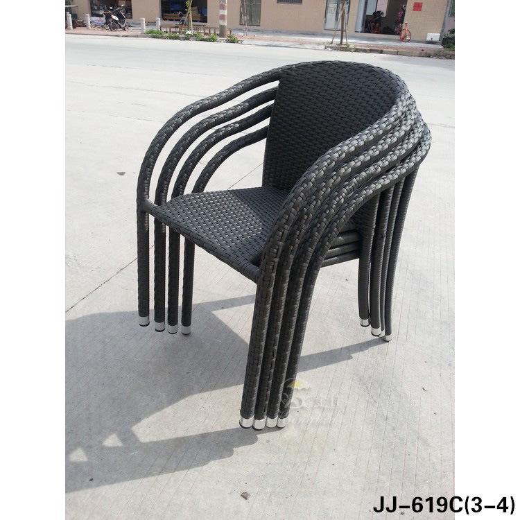 Round Table, Outdoor Furniture Jj-030t, Jj-619c