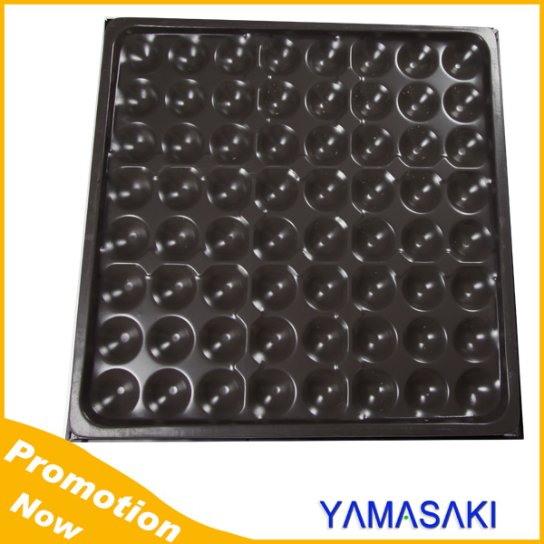 HPL/PVC/Ceramics Tile Anti-Static Raised Floor