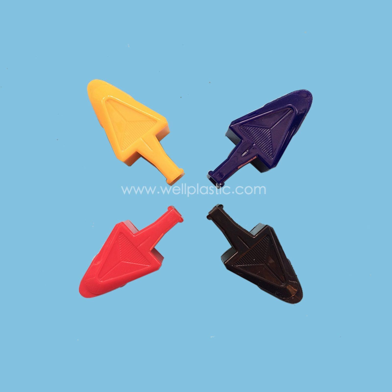 Plastic Comfort Mouth Whistle