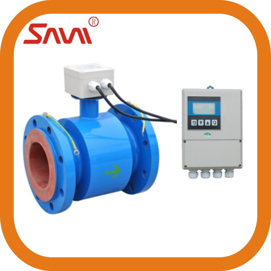 4-20mA Output Electromagnetic Flowmeter From China