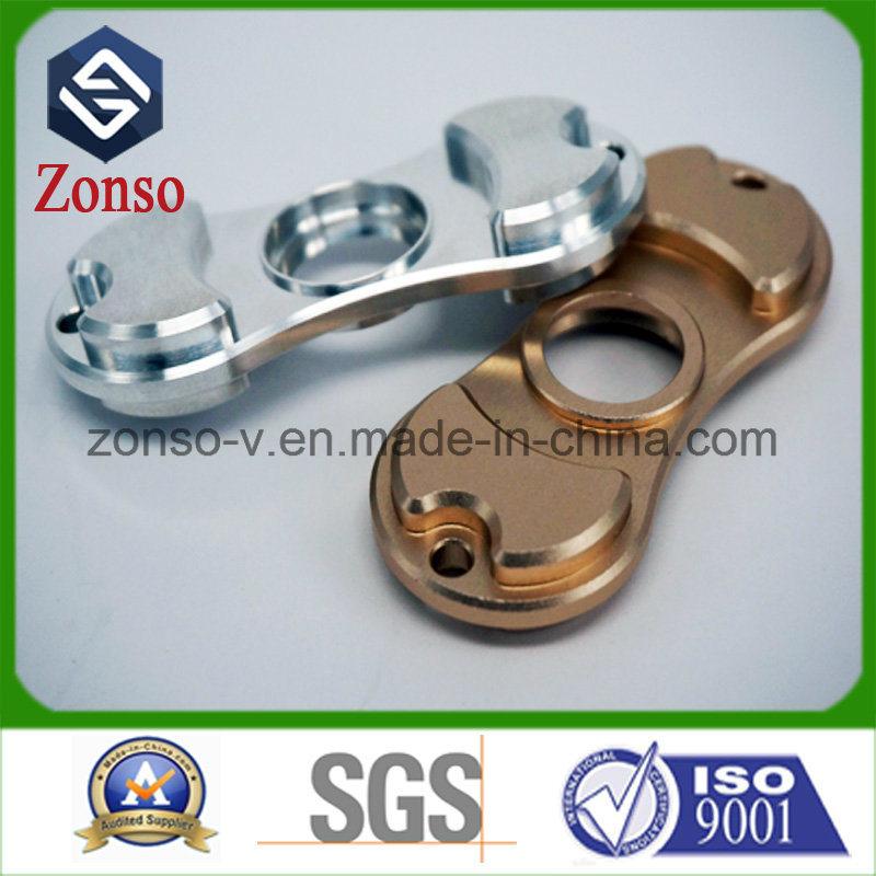 Aluminum Brass CNC Milling Parts for Hand Spinner Fidget Spinner