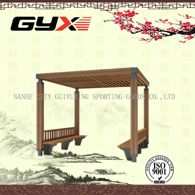 Outdoor Leisure Pavilion with Chinese Style