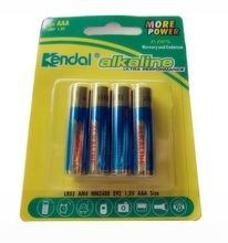 AAA Alkaline Battery Lr03 1.5V