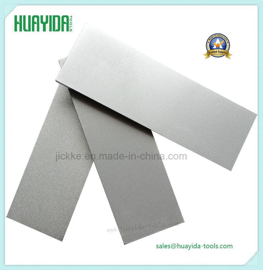 3PC Single Side Diamond Sharpener Stone for Chisels