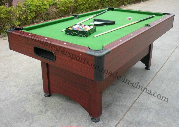 6FT MDF Pool Table Billiard Table